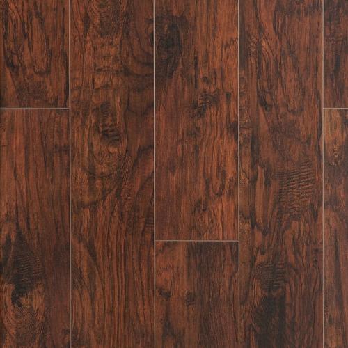 8 Mm Hampstead Mocha Hickory Laminate, Hickory Mocha Laminate Flooring